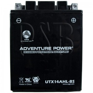 Arctic Cat 1993 Cougar 440 0650-229 Snowmobile Battery Dry