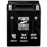Arctic Cat 1992 Cougar 440 2-up 0650-183 Snowmobile Battery Sealed