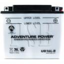 Arctic Cat 1989 El Tigre EXT 530 0650-063 Snowmobile Battery