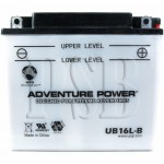 Arctic Cat 1991 El Tigre EXT 530 0650-142 Snowmobile Battery