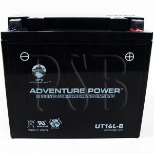 Arctic Cat 1990 El Tigre EXT 530 Mountain Cat 0650-097 Battery AGM