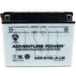 Arctic Cat 1997 EXT 580 EFI Deluxe 97ETE Snowmobile Battery