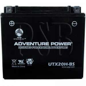 Arctic Cat 2011 F8 LXR 800 S2011F8HLXUSG Snowmobile Battery Dry