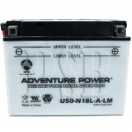 Arctic Cat 2004 Mountain Cat 570 S2004MCDFCOSG Snowmobile Battery