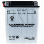 Arctic Cat 1991 Panther 440 Deluxe 0650-129 Snowmobile Battery