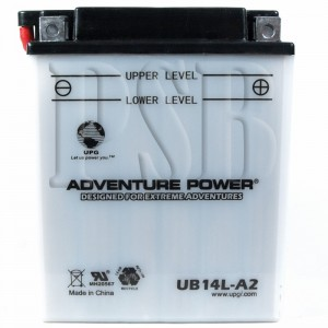 Arctic Cat 1992 Panther 440 Deluxe 0650-190 Snowmobile Battery