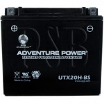 Arctic Cat 1997 Powder Extreme 600 97ETF Snowmobile Battery Dry