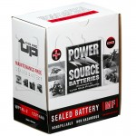 Arctic Cat 1991 Prowler 440 2-Up 0650-160 Snowmobile Battery Sealed