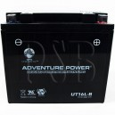 Arctic Cat 0645-020 Snowmobile Replacement Battery Sealed AGM