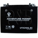 Arctic Cat YTX24HL-BS Snowmobile Replacement Battery Dry AGM