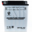 Ski Doo 12N14-3A Snowmobile Replacement Battery HP