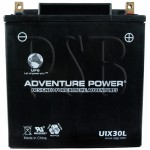 Ski Doo YIX30L-BS Sealed Snowmobile Replacement Battery