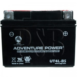Ski Doo YTX4L-BS Snowmobile Replacement Battery Dry