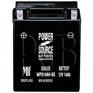 Polaris 2004 ATP 500 4X4 A04JD50AB ATV Battery Sealed AGM