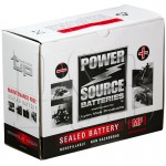 Harley Davidson 1988 FLHTP 1340 Police Motorcycle Battery