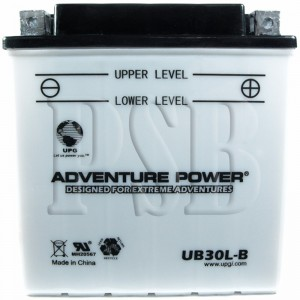 Polaris 2007 Sportsman 700 EFI A07MH68AX ATV Battery