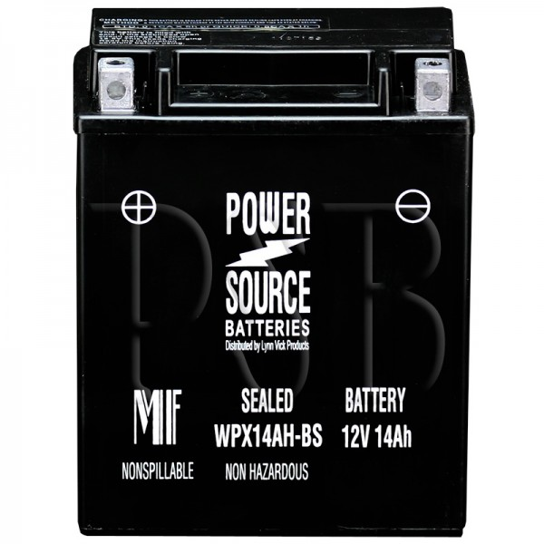 polaris battery 400 sportsman atv 2002 sealed agm batteries volt quad maintenance oem