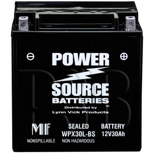 2008 FLHRSE4 Screamin Eagle Road King Motorcycle Battery Harley