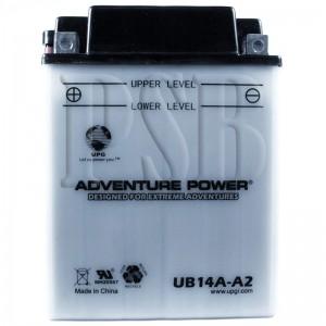 Tusk Tec-Core Battery with Acid POLARIS TRAIL BLAZER 250 1990–2006 Battery