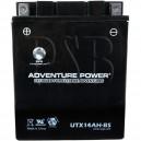 Polaris 2012 Trail Boss 330 A12EA32FA Intl ATV Battery Dry AGM