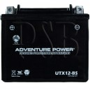 Polaris 0452746 ATV Quad Replacement Battery Dry AGM