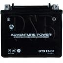 Polaris 0452746 ATV Quad Replacement Battery Dry AGM