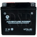 Polaris 0451043 ATV Quad Replacement Battery Dry AGM