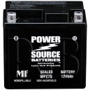 Polaris 0451043 ATV Quad Replacement Battery Sealed AGM Upgrade