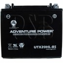 Polaris CTX20HL-BS Side x Side UTV Replacement Battery Dry AGM