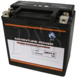 Harley Davidson 65948-00A Replacement Motorcycle Battery HD UBVT-8