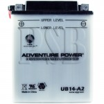 Arctic Cat 2002 375 2X4 Auto A2002ATG2BUSR ATV Battery