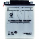 Arctic Cat 1997 454 2X4 97A2A-AP ATV Battery