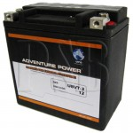 Harley Davidson 65958-04A Replacement Motorcycle Battery HD UBVT-3