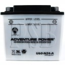 Polaris 1987 NOR Sprint 340 ES N870931 Snowmobile Battery