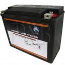 Polaris 1987 Indy Trail ES 500 0870762 Snowmobile Battery AGM HD