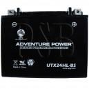 Polaris 1987 Indy Trail ES 500 0870762 Snowmobile Battery Dry AGM