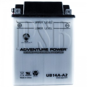Polaris 1998 XLT Touring 600 983357 Snowmobile Battery