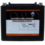 Polaris 2011 600 IQ Shift S11PB6HEA Snowmobile Battery AGM HD