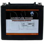 Polaris 2011 600 IQ Shift S11PB6HSA Snowmobile Battery AGM HD