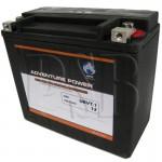Polaris 2011 600 RMK 155 ES S11PM6HSL Snowmobile Battery AGM HD