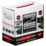 Harley 2008 XL 883P Sportster 883 Police Motorcycle Battery