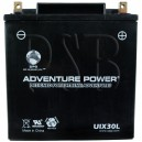 Polaris 4010630 Snowmobile Replacement Battery Sealed AGM