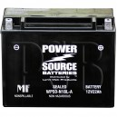 Yamaha 11K-82110-09-00 Motorcycle Replacement Battery AGM