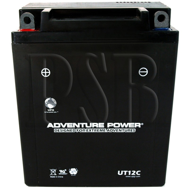 Yamaha Motorcycle Oem Battery Replacement