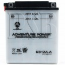Yamaha 1984 FJ 600 FJ600L Motorcycle Battery HP