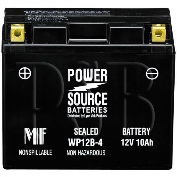 Yamaha 2004 fz6 600 fz600ss motorcycle battery sealed for Yamaha motorcycle batteries