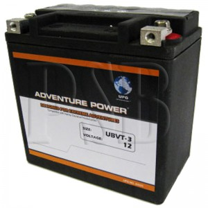 2007 XL 883P Sportster 883 Police Battery AP for Harley