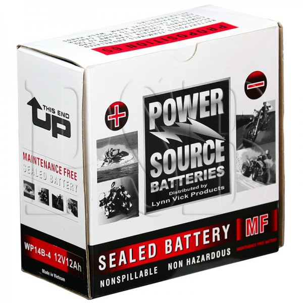 Yamaha Raider Oem Battery