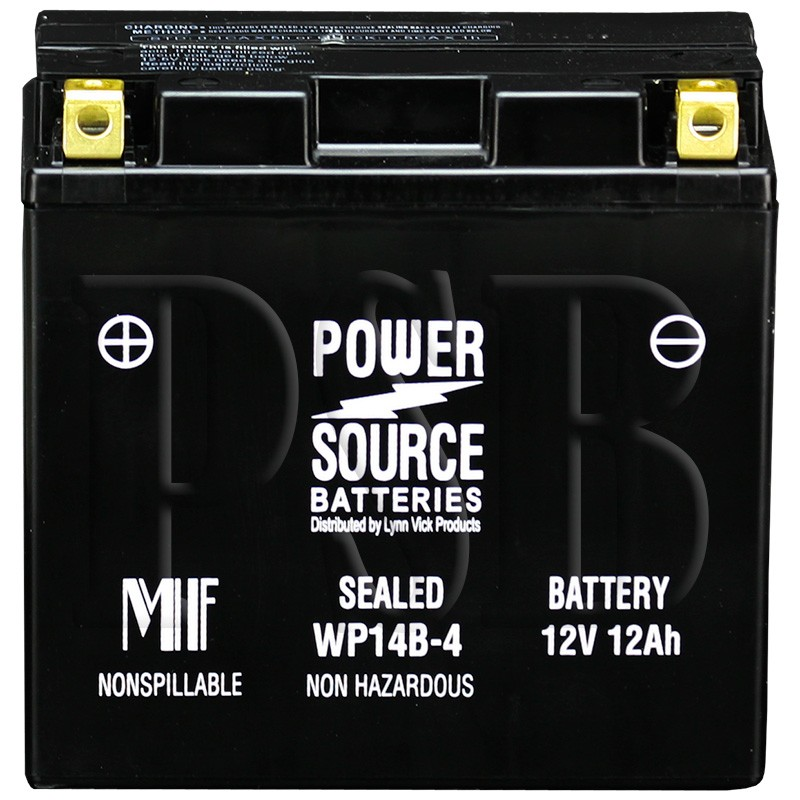 What Batteries Will Fit In Yamaha Warrior
