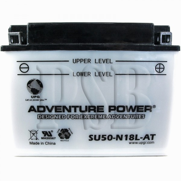 Battery Size For  Yamaha Venture